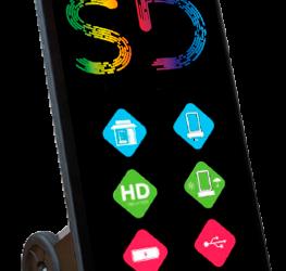 Ecrans stop-trottoirs digitaux & Solutions logicielles